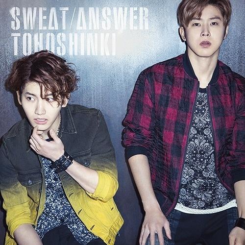 Sweat / Answer – 东方神起 专辑 在线音乐试听的照片 - 1