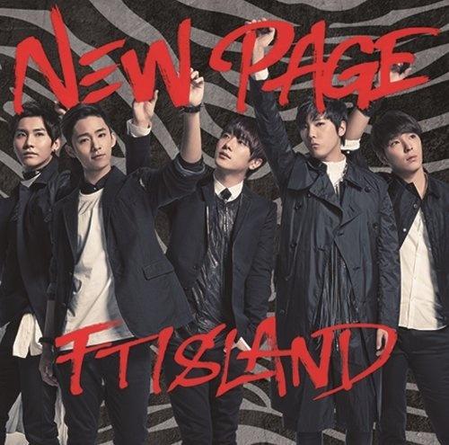 NEW PAGE – F.T Island 专辑在线音乐试听的照片 - 1