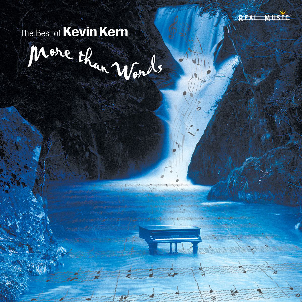 【钢琴】More Than Words: The Best of Kevin Kern (言犹未尽) - 山夫 - 天地有大美而不言