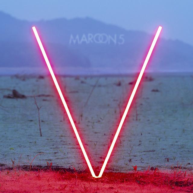 V – Maroon 5 魔力红 专辑在线音乐试听 mp3歌曲试听的照片 - 1