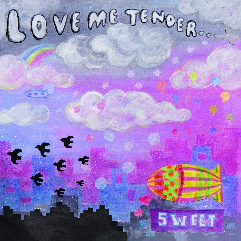 love me tender谱子