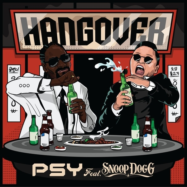Hangover (宿醉) – 鸟叔 Psy 在线试听的照片 - 1