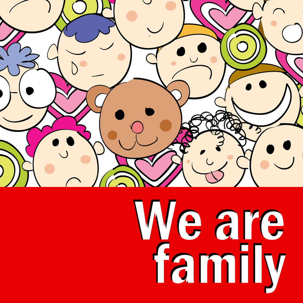 we are family专辑_we