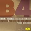 Brahms: 4 Symphonies; Piano Concertos; Violin Concerto