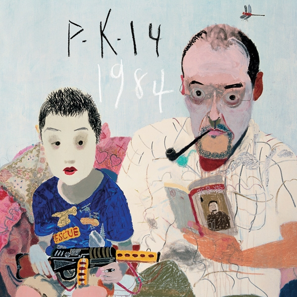 P.K.14乐队 - 1984(2013)[iTunes Plus AAC]
