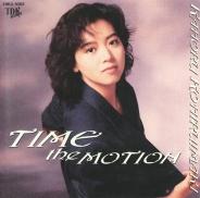 小比類巻かほる - Time The Motion