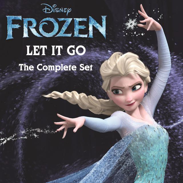 冰雪奇缘 主题曲Let It Go 多国语言版本合辑 在线试听的照片 - 1