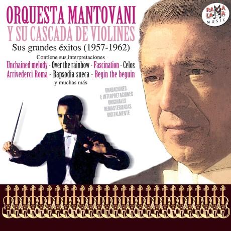 【数码影音】Orquesta Mantovani y Su Cascada de Violines. Sus Grandes ?xitos (1957-1962) - 山夫 - 天地有大美而不言