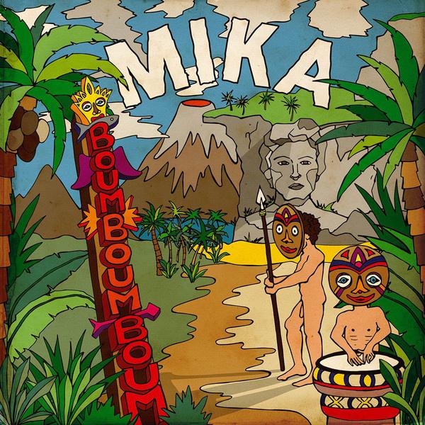 Boum Boum Boum – MIKA (米卡) 专辑音乐在线试听的照片 - 1
