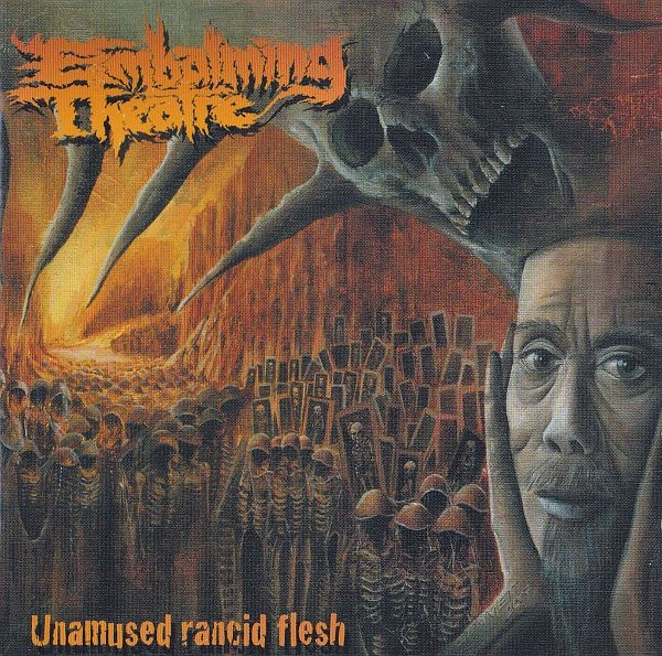 unamused rancid flesh 专辑 embalming theatre高清图片