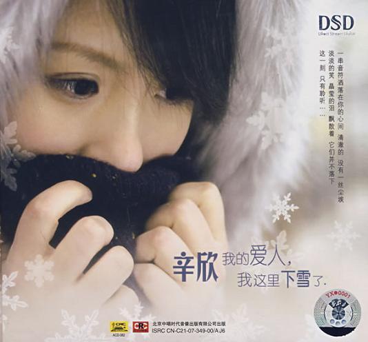 【数码影音】我的爱人,我这里下雪了——辛欣 - 山夫 - 天地有大美而不言