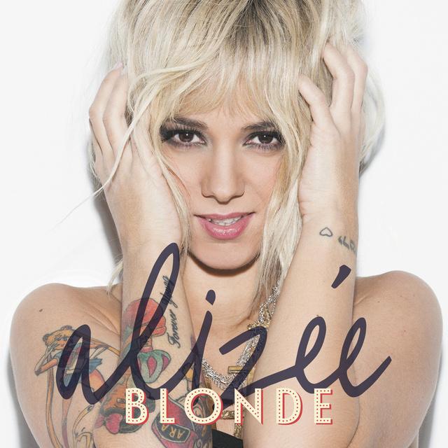 Blonde – Alizée 艾莉婕 专辑 在线音乐试听 mp3试听 歌曲试听的照片 - 1