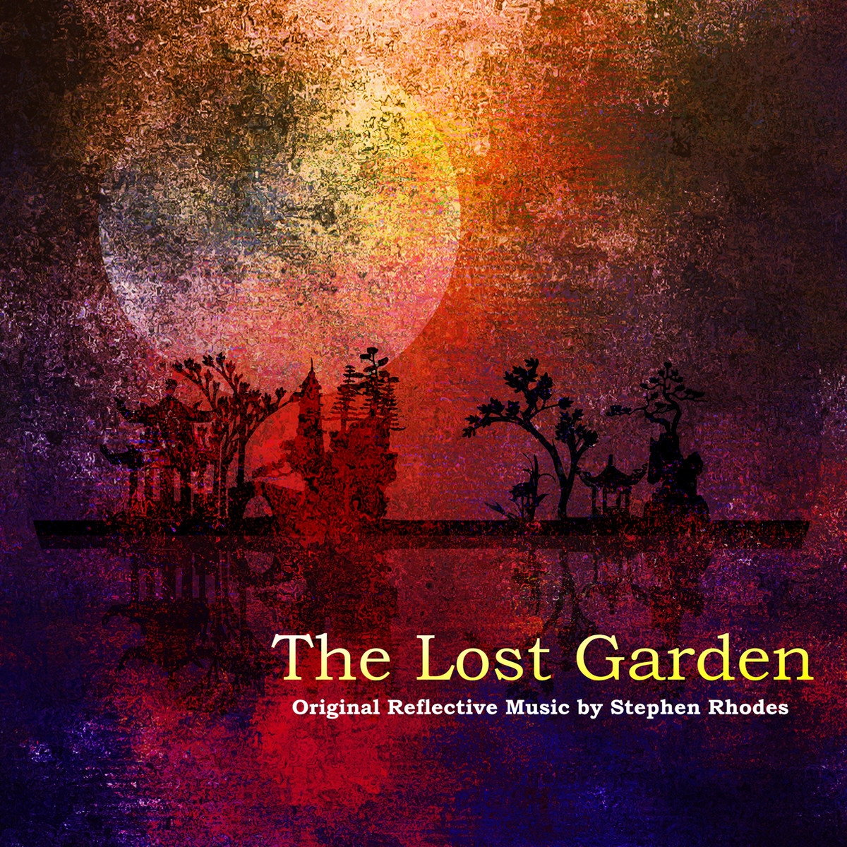【钢琴】The Lost Garden——Stephen Rhodes - 山夫 - 天地有大美而不言