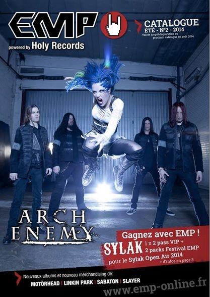 War Eternal – Arch Enemy(大敌) 专辑在线试听的照片 - 2