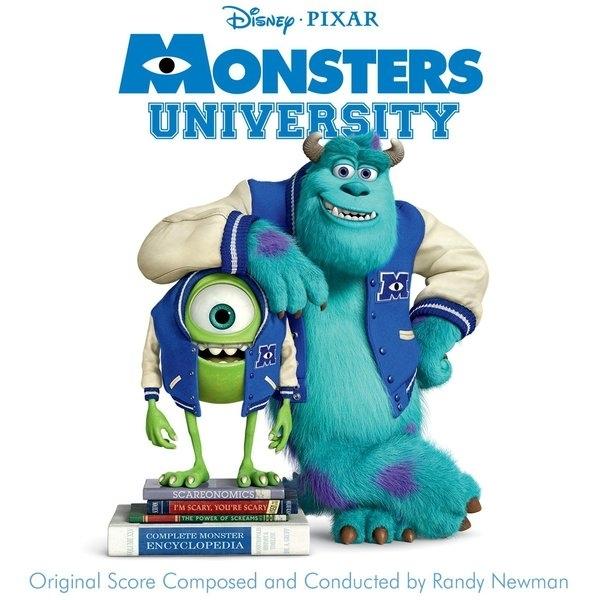 怪兽大学 怪兽电力公司2 怪兽大学
