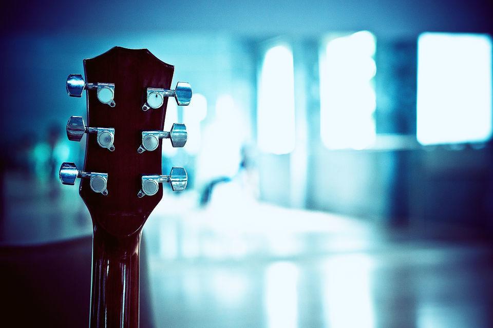 关于吉他的头像