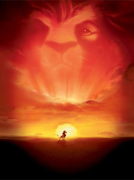 king《狮子王》