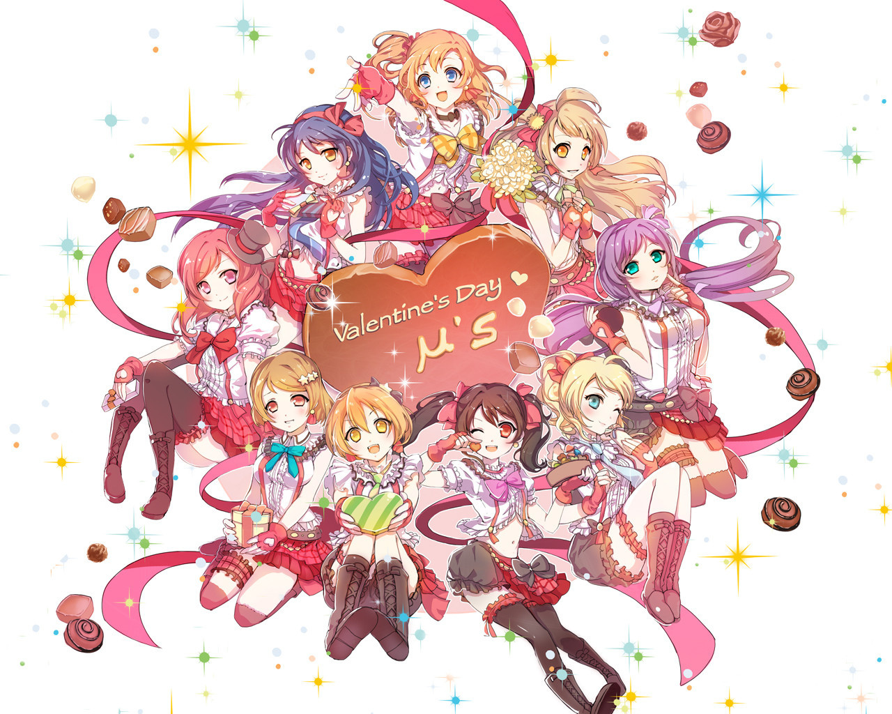 lovelive_花叶精选集