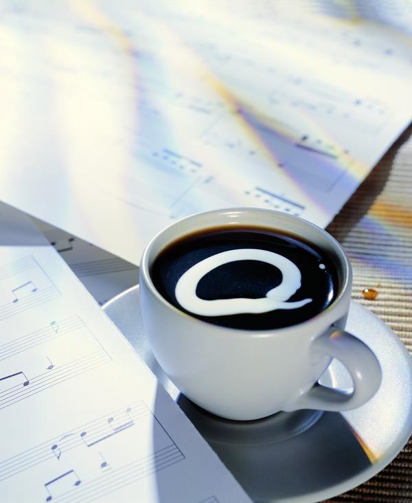 一个人 一首歌 一杯咖啡