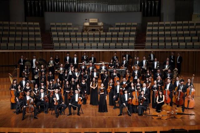 管弦乐队总谱长江之歌-国家大剧院管弦乐团的热门歌曲