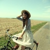 选一个清爽の天,带上耳机,背着相机,骑着单车去旅行