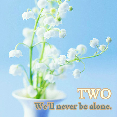 never be alone谱子
