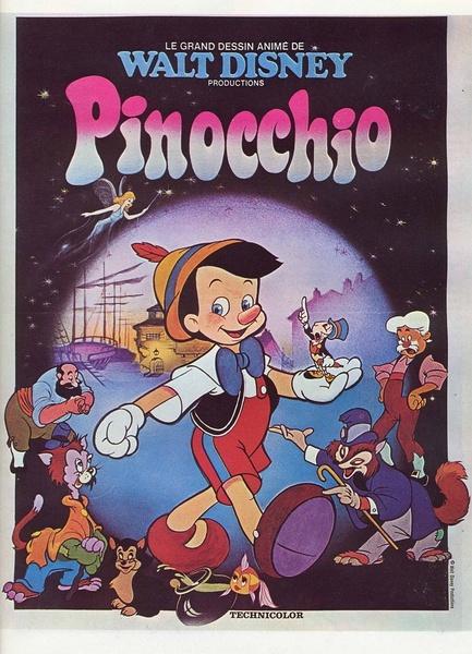 木偶奇遇记:pinocchio