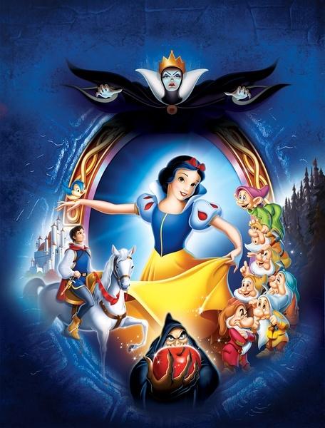 白雪公主和七个小矮人 Snow White And Seven Dwarfs