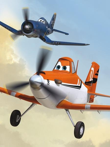 飞机总动员:planes