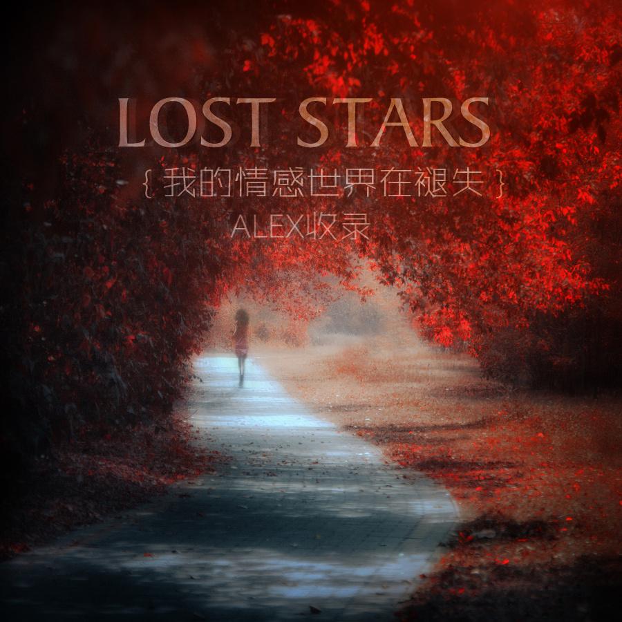lost stars吉他谱17