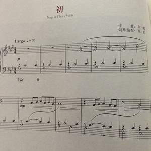 钢琴曲谱及组曲图书含cd舌尖2