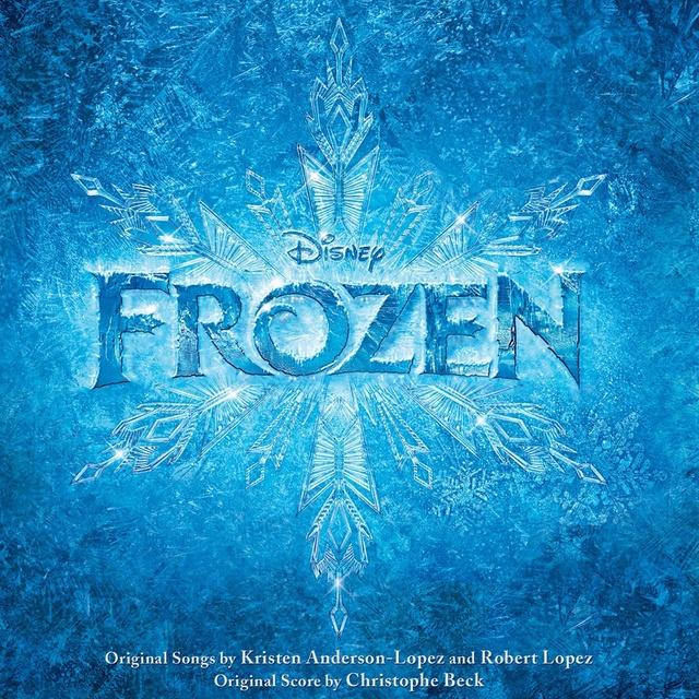 冰雪奇缘(Frozen) 电影原声大碟 在线试听的照片 - 1