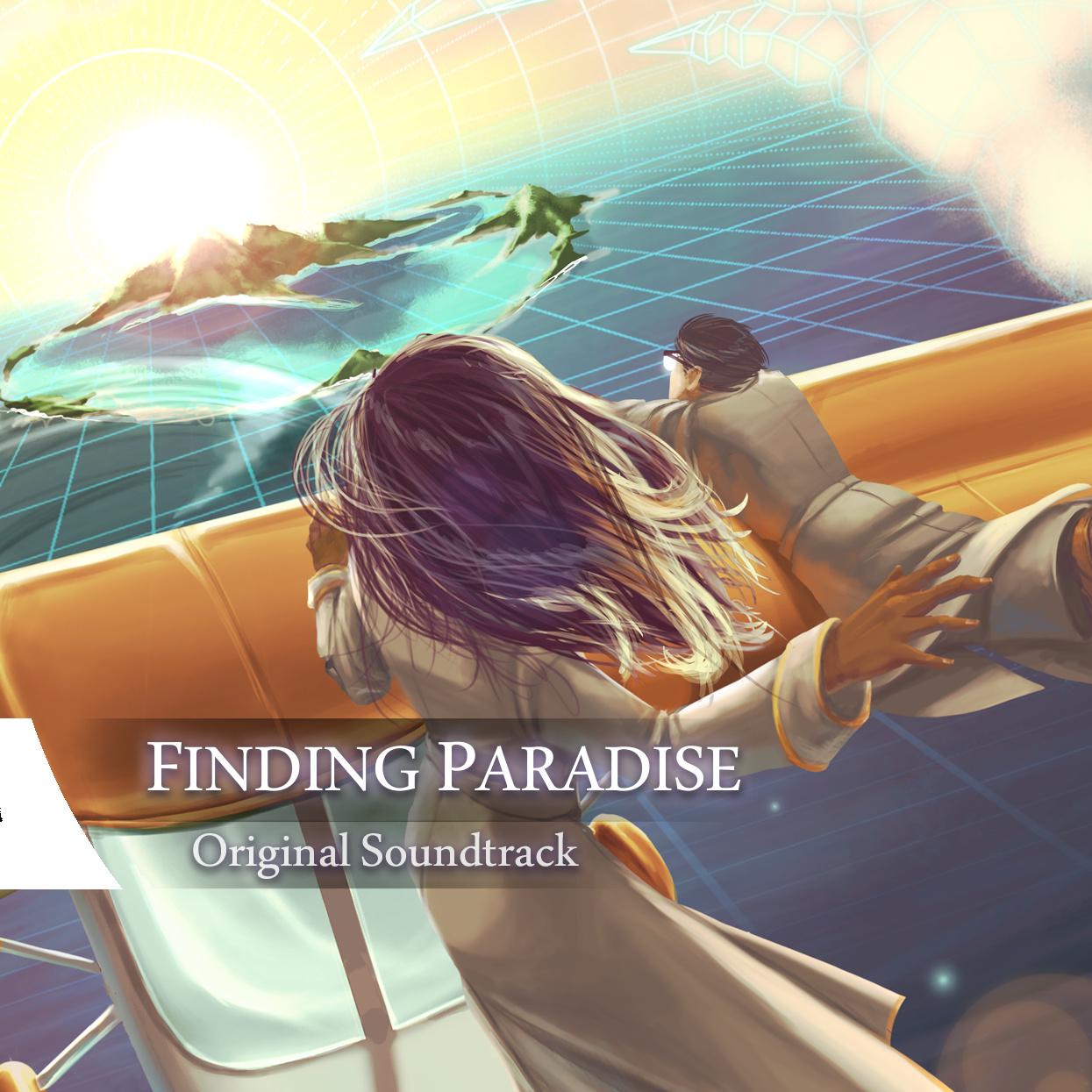 Finding Paradise Soundtrack(《寻找天堂》原声音乐集)