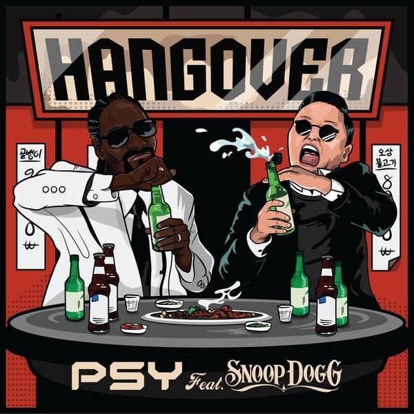 鸟叔(PSY) – HANGOVER(宿醉) 最新 MV 超清 在线播放的照片