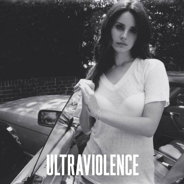 Ultraviolence - Lana Del Rey 拉娜德雷 专辑 在线音乐 mp3试听