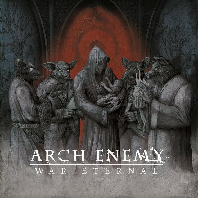 War Eternal – Arch Enemy(大敌) 专辑在线试听的照片 - 1