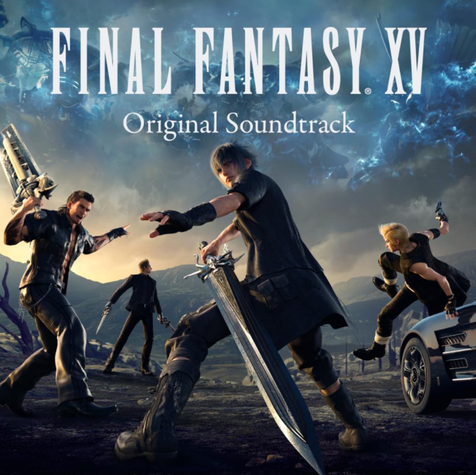 FINAL FANTASY XV Original Soundtrack(最终幻想15 原声带)